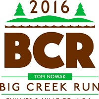 Tom Nowak Big Creek Run