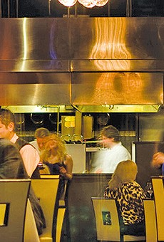 """Lola Bistro in Downtown Cleveland is one of the restaurants in the """"One Meal, One Night, One Nation"""" initiative next week."""