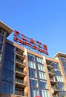 You Can Now Score Free Parking at the Flats East Bank