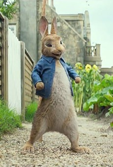 This Updated 'Peter Rabbit' Tale Retains the Original Book's Charm