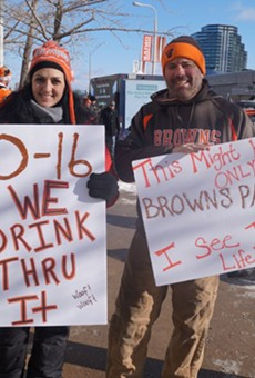 Winless Cleveland Browns to be Featured on HBO's 'Hard Knocks' This Summer