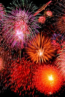 Here's What You're Legally Allowed to Light Up in Cleveland This Fourth of July