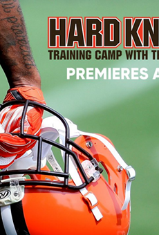 Here's the Extended Trailer for HBO's 'Hard Knocks' Featuring the Cleveland Browns
