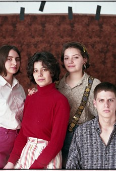 A Record Label Feud Fuels Mourn's New Album