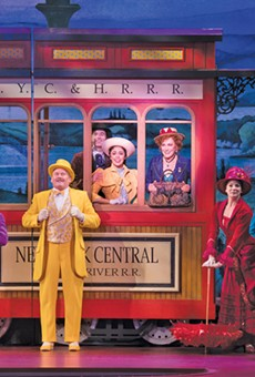 The Lead Character is Not Fully Present in 'Hello Dolly!' at Playhouse Square