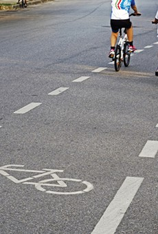 Cleveland Needs More Than Painted Bike Lanes to Create Safe Streets for Pedestrians and Cyclists.
