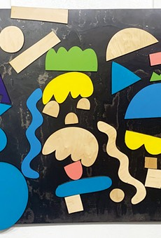 Pieces, Parts and Moving Things at Rant Gallery is a Joyous Experience
