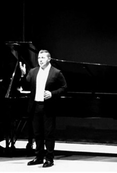 Rocky River Chamber Music Society Features Pianist Spencer Myer and Baritone Mario Diaz-Moresco Next Week