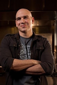 Cleveland Chef Michael Symon Wants to Help You Cook Good Food at Home During the Coronavirus Shutdown