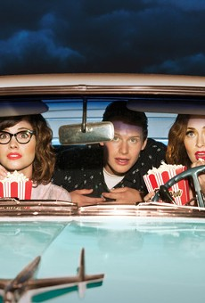 More Ohio Moviegoers Are Enjoying a Night at the Drive-In Because of COVID-19