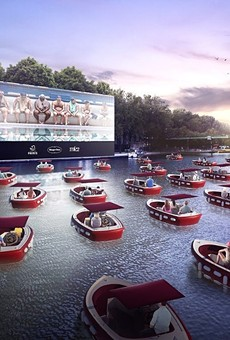 No, a 'Socially Distanced Floating Cinema' Is Not Coming to Cleveland