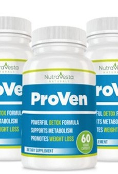 ProVen Reviews - NutraVesta ProVen Pills For Weight Loss Legit?