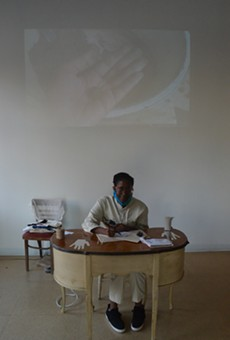 """Holly Bass, SPACES' Artist-in-Residency, Examines Freedom and Safety With """"Liberation Labs"""""""