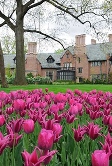 Nightlight Cinema Will Screen Movies Outdoors at Stan Hywet Hall This Month