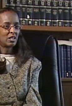 Former Cleveland Municipal Court Judge Angela Stokes