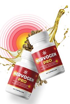 Nervogen Pro Reviews: Nervogen Nerve Health Supplement Facts