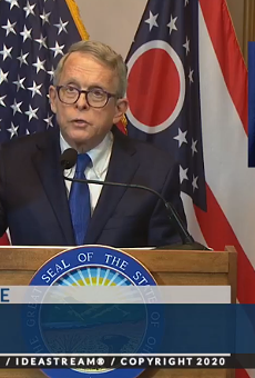 DeWine Extends Curfew Until January, Asks Ohioans to Skip Large Holiday Gatherings