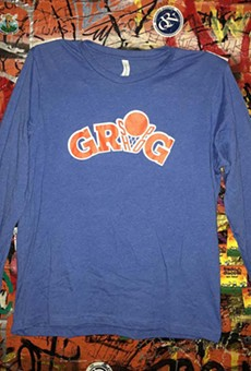 Grog Shop Releases Cavs T-Shirt To Honor Larry Nance Jr.'s Cleveland Helping Cleveland Initiative