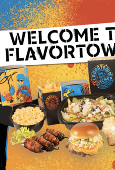 Cleveland's Now in Flavortown Thanks to Guy Fieri Ghost Kitchen