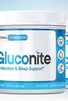 Gluconite Supplement Reviews - Does this Blood Sugar Sleep Support Formula Safe & Effective?