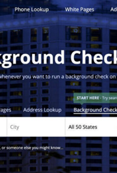 How to Do a Background Check: Free Public Criminal Background Checks