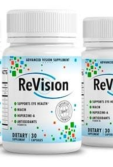 ReVision Reviews - Can ReVision Eye Supplement Really Improve Eye Health? Customer Reviews!