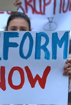A Senate panel will mark up its version of the For the People Act today, after the bill passed the House in March.
