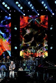 Dead & Company performing in 2018 at Blossom.