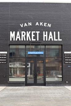 Some changes coming to Van Aken District Market Hall.