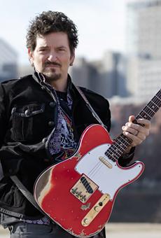 Singer-guitarist Mike Zito.