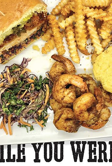 Offerings from Chicken Ranch, one of the many new places you should try this summer