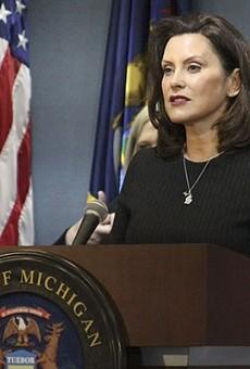 Michigan Governor Gretchen Whitmer
