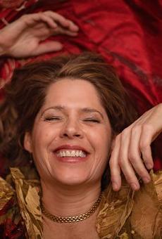 Singer-songwriter Anne E. DeChant.