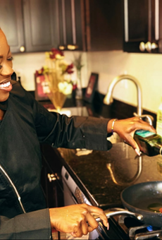Chef Chaundrea Simmons to host a vegan pop-up.
