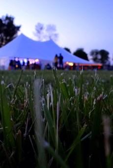 A folk festival on a farm? You bet