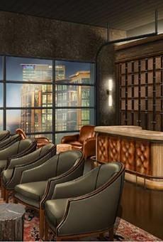 Cassidy Room at Smokey's BBQ & Saloon