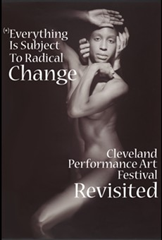 Thomas Mulready Hosts a Look Back at the Cleveland Performance Art Festival's History At The Bop Stop Tonight
