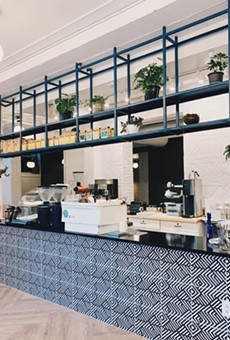 Rising Star Coffee opens its seventh cafe tomorrow in Tremont.