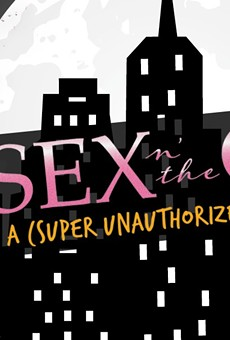 Poster for the Sex 'n' the City parody.