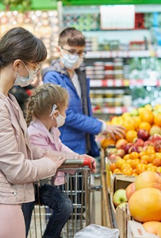 A survey found that increased SNAP benefits during the pandemic helped families eat healthier foods.