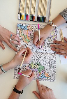 Scribble Away Your Stress: Why Adult Coloring Books Are Good For You