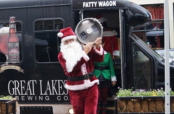 Great Lakes Brewing's Christmas Ale is on Tap in One Month | Scene