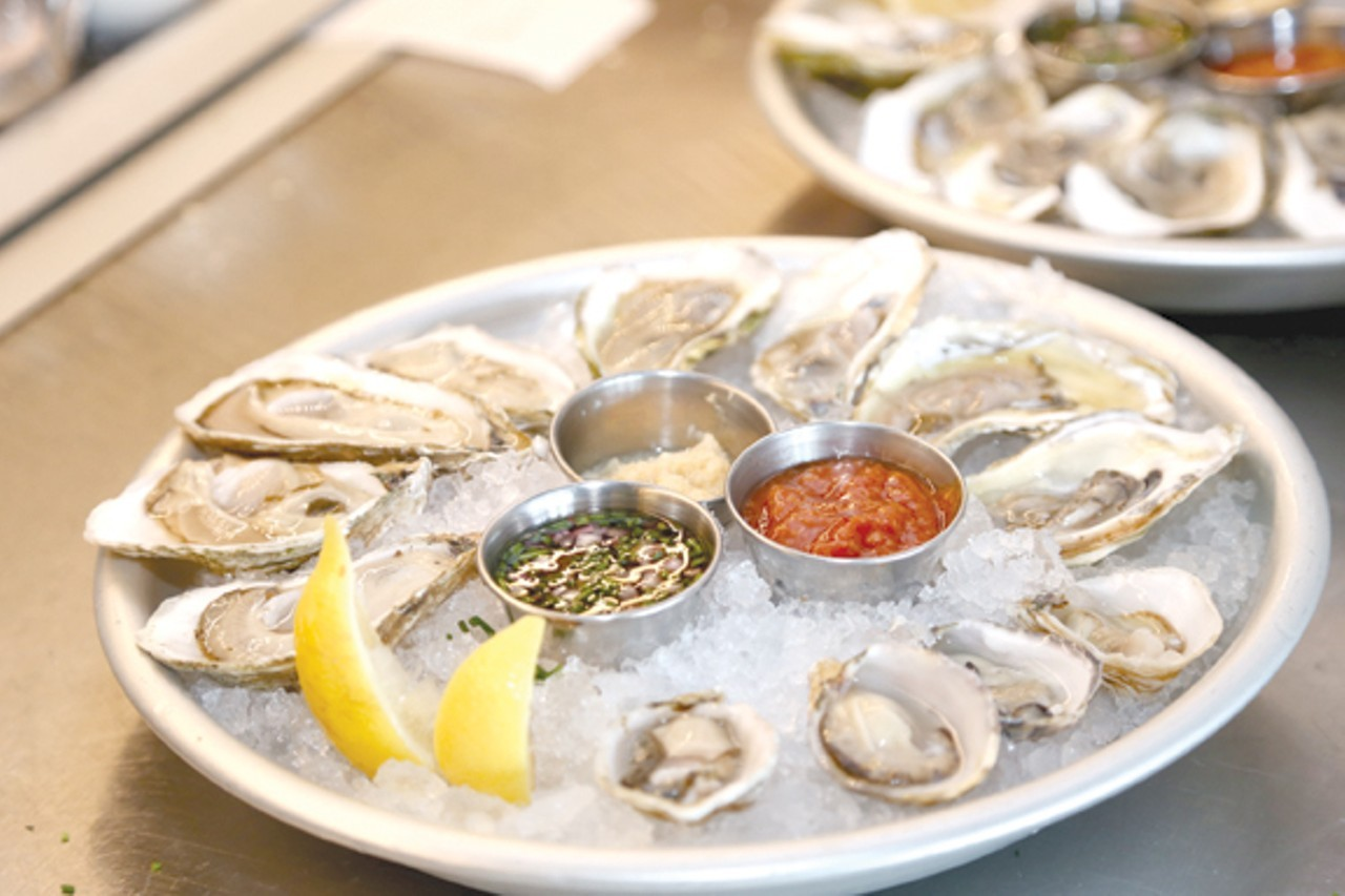 Tickets On Sale Now for Scene's Shuck Yeah! Oyster and