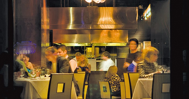 """Lola Bistro in Downtown Cleveland is one of the restaurants in the """"One Meal, One Night, One Nation"""" initiative next week. - SCENE ARCHIVES PHOTO"""