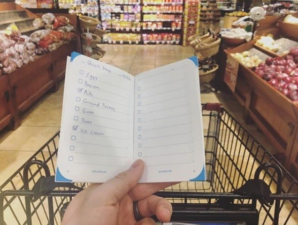 Making a shopping list and heading to a grocery store may soon be a thing of the past. - PHOTO VIA DAD_LITE/INSTAGRAM