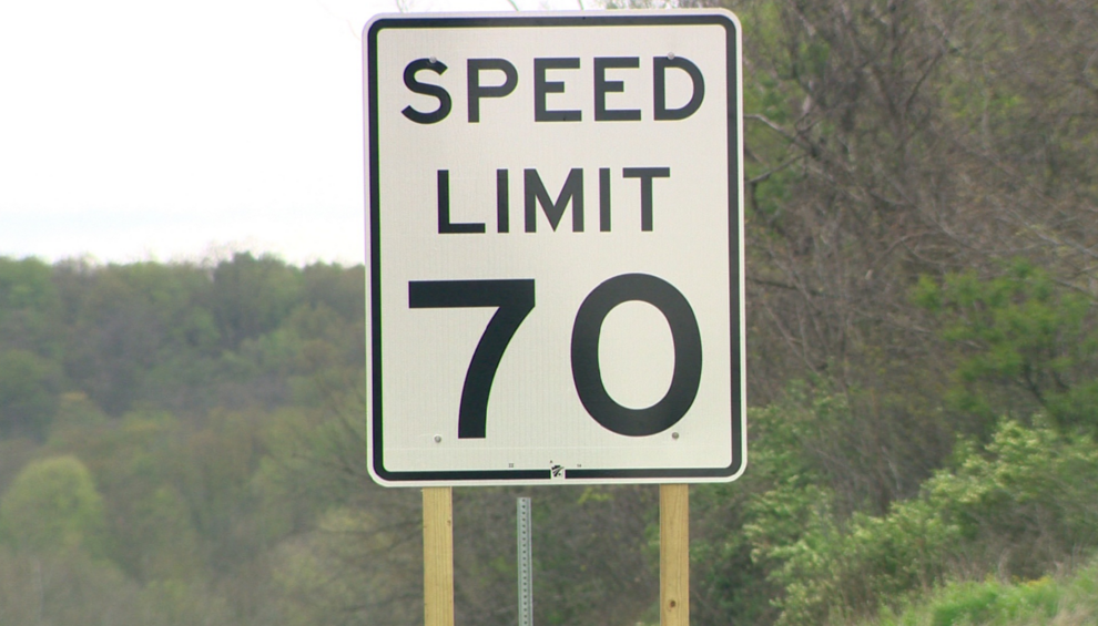 the speed limit on interstates should be increased 55 mph speed limit is unenforceable and counterproductive  and the states were permitted to raise interstate speed limits to 65—fatality rates continued to decline  sates to increase its.