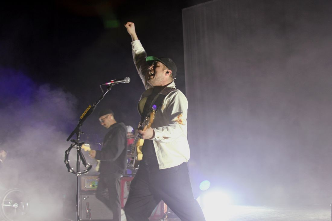 Indie Rockers Portugal The Man Bring Heavy Psychedelia and a Trippy