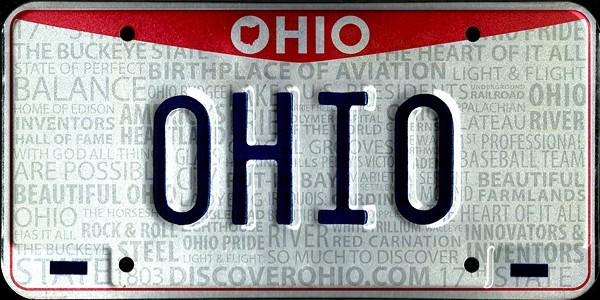 ohio temp tag Ohio BMV to Stop Issuing Same-Day Licenses Starting Today | Scene ...