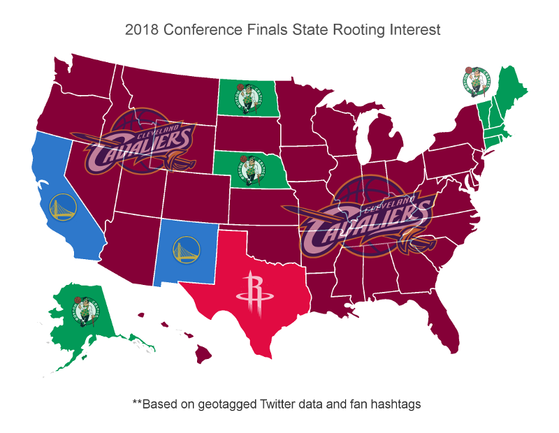 dd10d0701 More Americans Are Rooting For the Cavs Than You Think