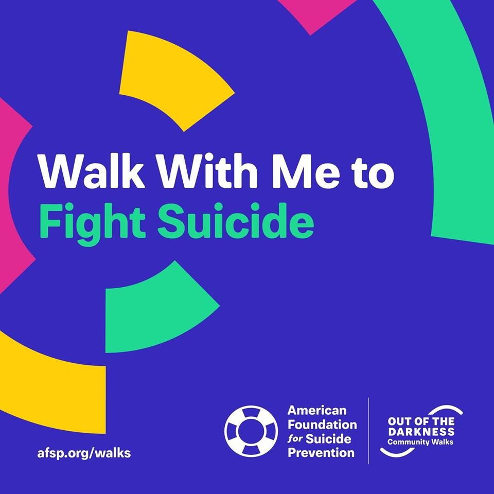American Foundation for Suicide Prevention's Out of the ...